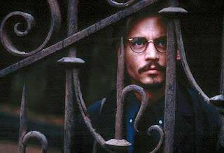 Film Horror Stasera In Tv: La Nona Porta con Jonnhy Depp!
