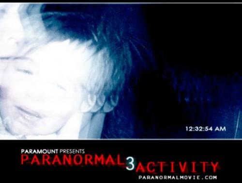Paranormal Activity 3 Dvd Blu Ray negli store