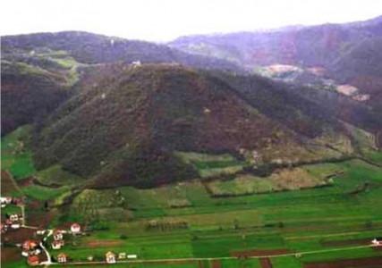 Il complesso delle piramidi bosniache