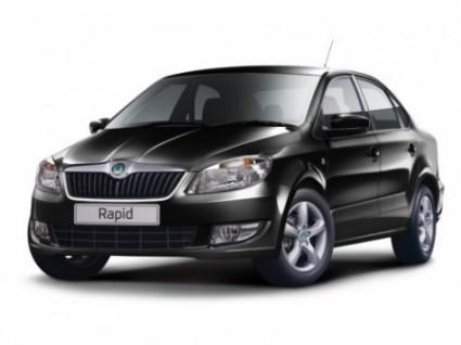 Skoda Rapid auto economica