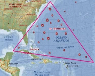 Il Triangolo delle Bermuda senza spiegazione