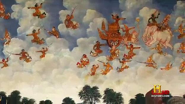 Mahabharata virmana