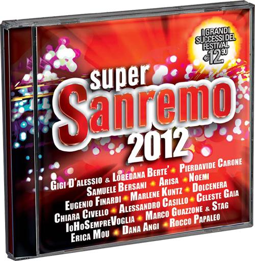 Super Sanremo 2012 compilation