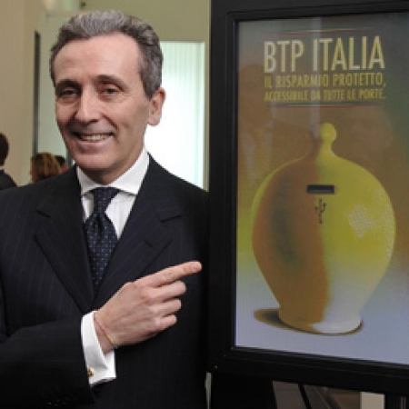 Nuovo Btp Italia via Internet