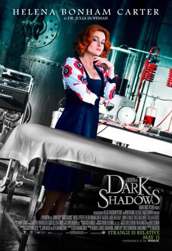 Dark Shadows: ecco nove body-character Posters!