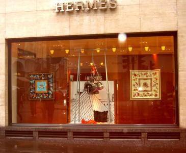 Hermès: fatturato 2011