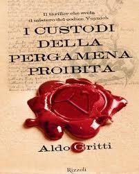 I custodi della pergamena proibita – di Aldo Gritti
