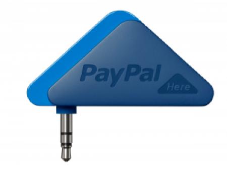 Paypal here: paypal per i piccoli commercianti