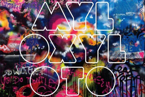 Tracklist di Mylo Xyloto l'album dei Coldplay