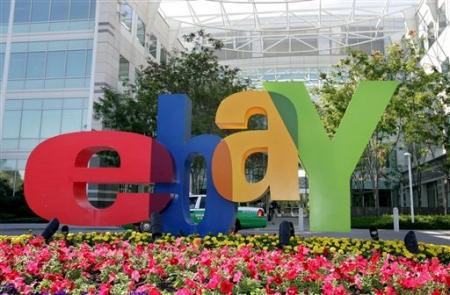 Ebay fatturato primo trimestre 2012