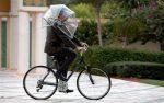 Nubrella l'ombrello che si indossa