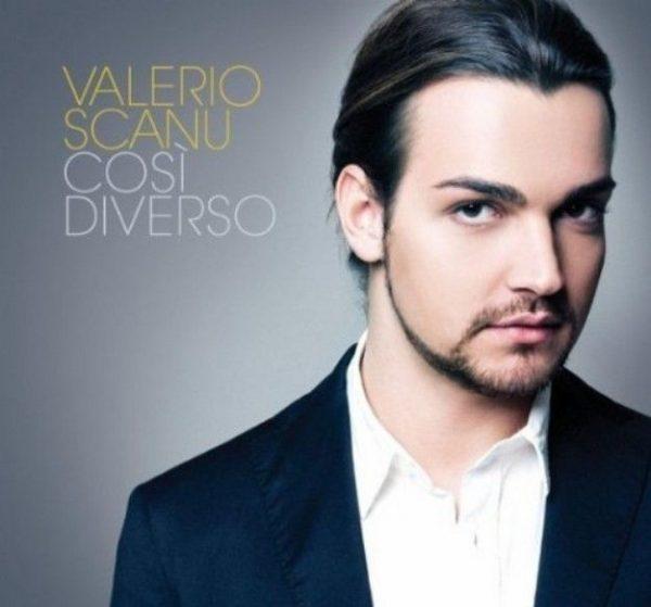 Così diverso il nuovo album di Valerio Scanu
