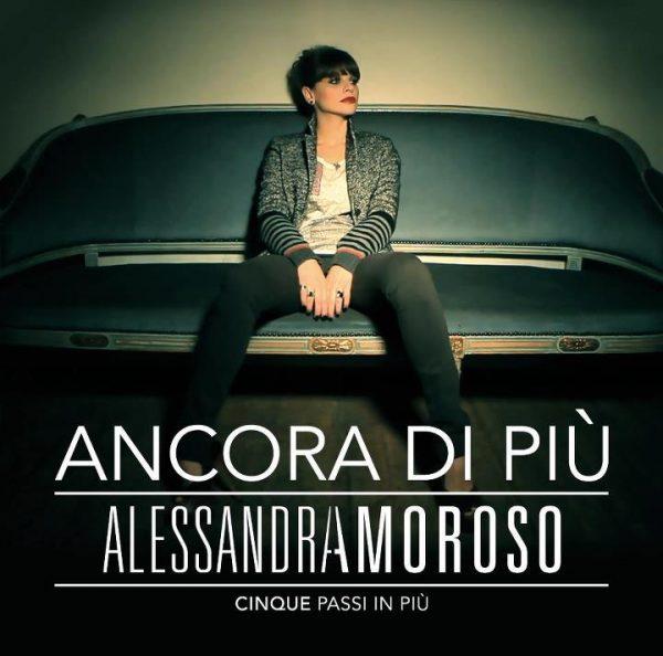 Ancora di più il nuovo album di Alessandra Amoroso