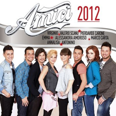 Compilation Amici 2012