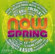 Compilation pop Now Spring 2012