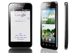 LG P990 Optimus Dual