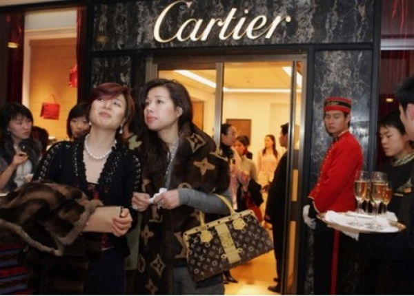 Milionari: in Asia più che in America
