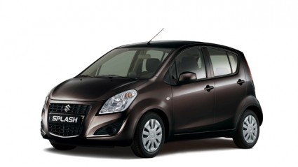 Suzuki Splash 2012 da 8.990 euro