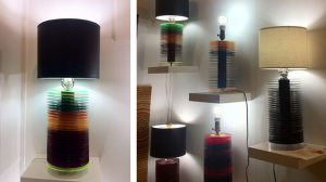 lampade con dischi