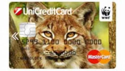 UnicreditCard WWF difende la natura