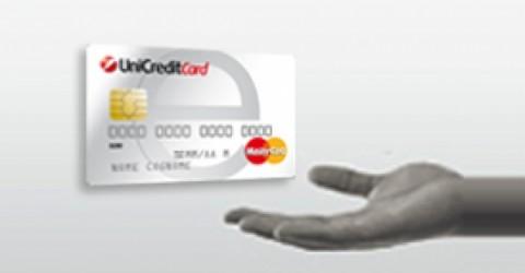 UnicreditCard Classic E finanzia progetti di solidarietà