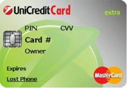 UnicreditCard Extra la carta di credito Revolving