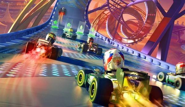 F1 Race Stars su PC, PS3 e Xbox 360