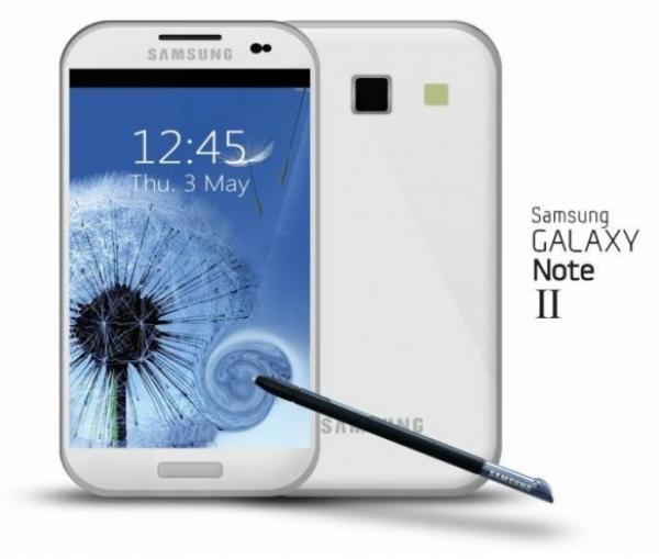Samsung Galaxy Note 2 uscita anticipata