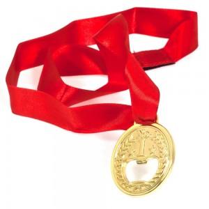 Medaglia d'oro Olimpiadi 2012 scherzo