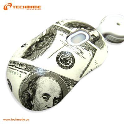 Mini Mouse Techmade con dollaro americano