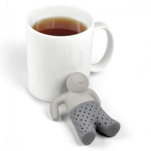 Filtro da tè a forma di omino