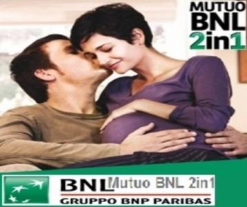 Tasso variabile e fisso con Mutuo BNL 2in1