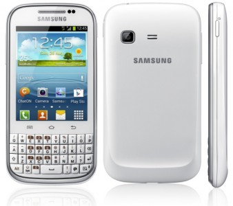 Samsung Galaxy Chat smartphone economico