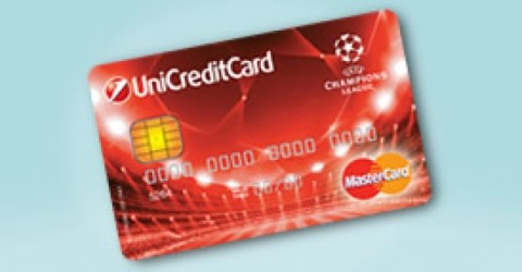 UnicreditCard Click UEFA Champions League