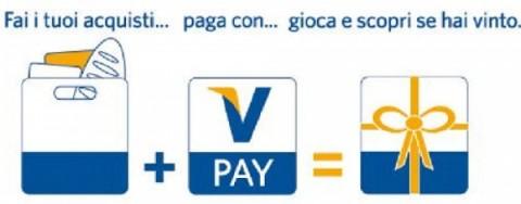 Compra e vinci con Concorso V Pay