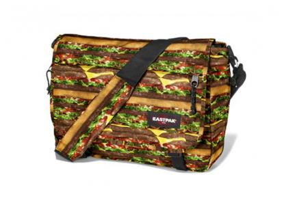 Cheeseburger Backpack, lo zaino a forma di panino