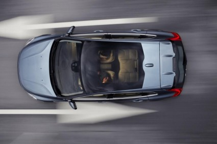 Volvo V40 tecnologia e design