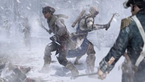 Assassin's Creed 3 immagini TGS 2012
