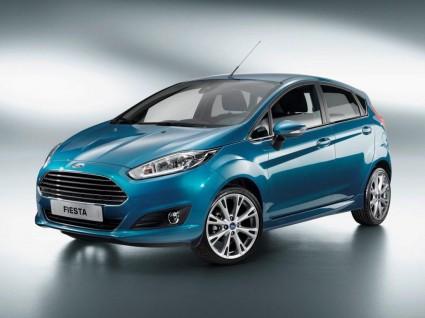 Ford Fiesta nuovo modello 2012