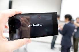 LG lancia il nuovo smartphone di punta.