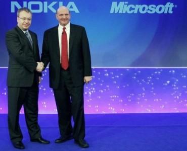 Nokia, Windows e Stephen Elop