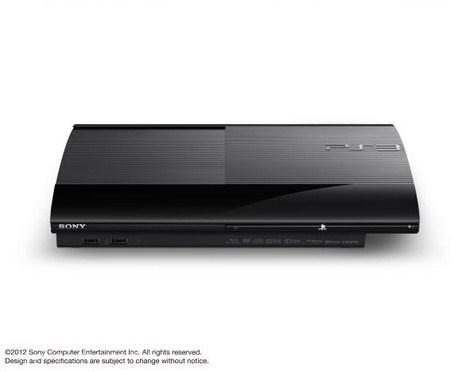Nuova PS3 Slim unboxing dagli USA