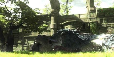 The Last Guardian PS3 ancora vivo