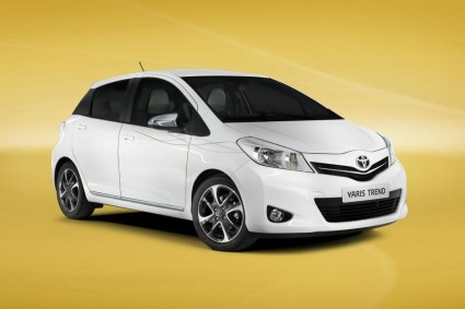 Toyota-Yaris-Trend