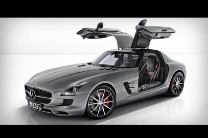 Mercedes SLS AMG GT Roadster foto