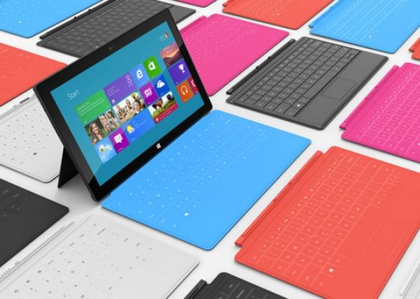 Microsoft Surface, spot TV e prezzi ufficiali