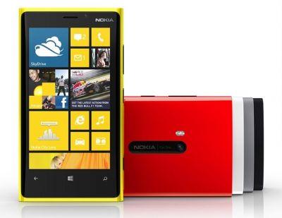 E' finita l'attesa ecco il Nokia Lumia 920