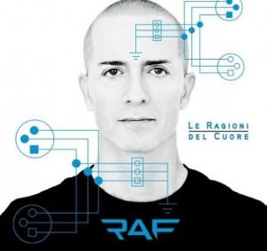 Le ragioni del cuore il nuovo album di Raf