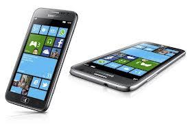Samsung ATIV S con Windows Phone 8.