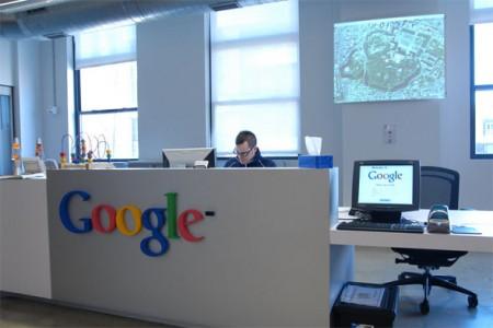 Google: dati terzo trimestre 2012